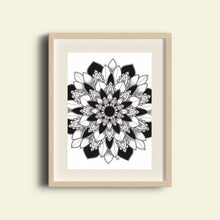 Load image into Gallery viewer, A5 Mandala