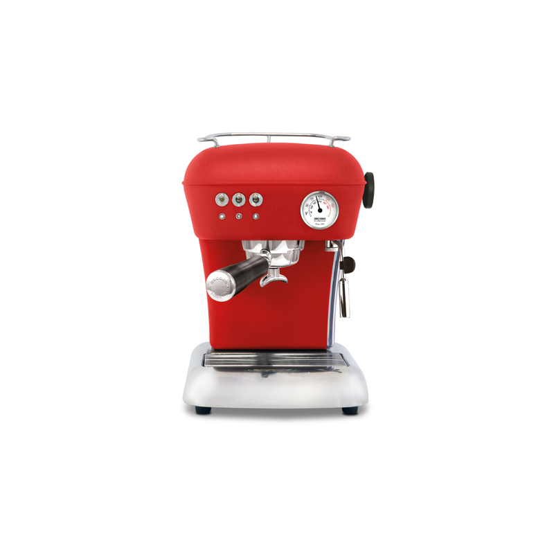 MAchine à Espresso Dream Zero - Ascaso - Couleur Love Red