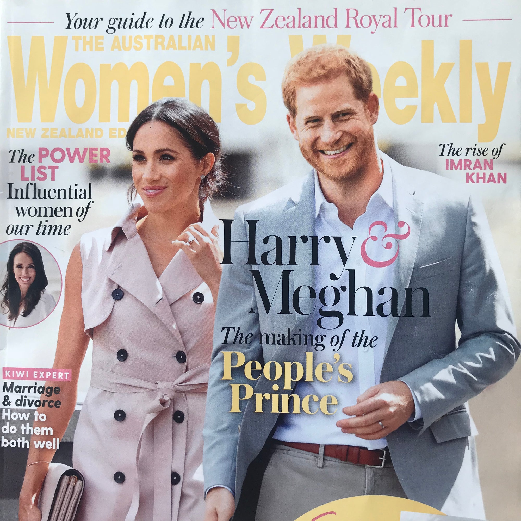 Australian Women's Weekly // October 2018