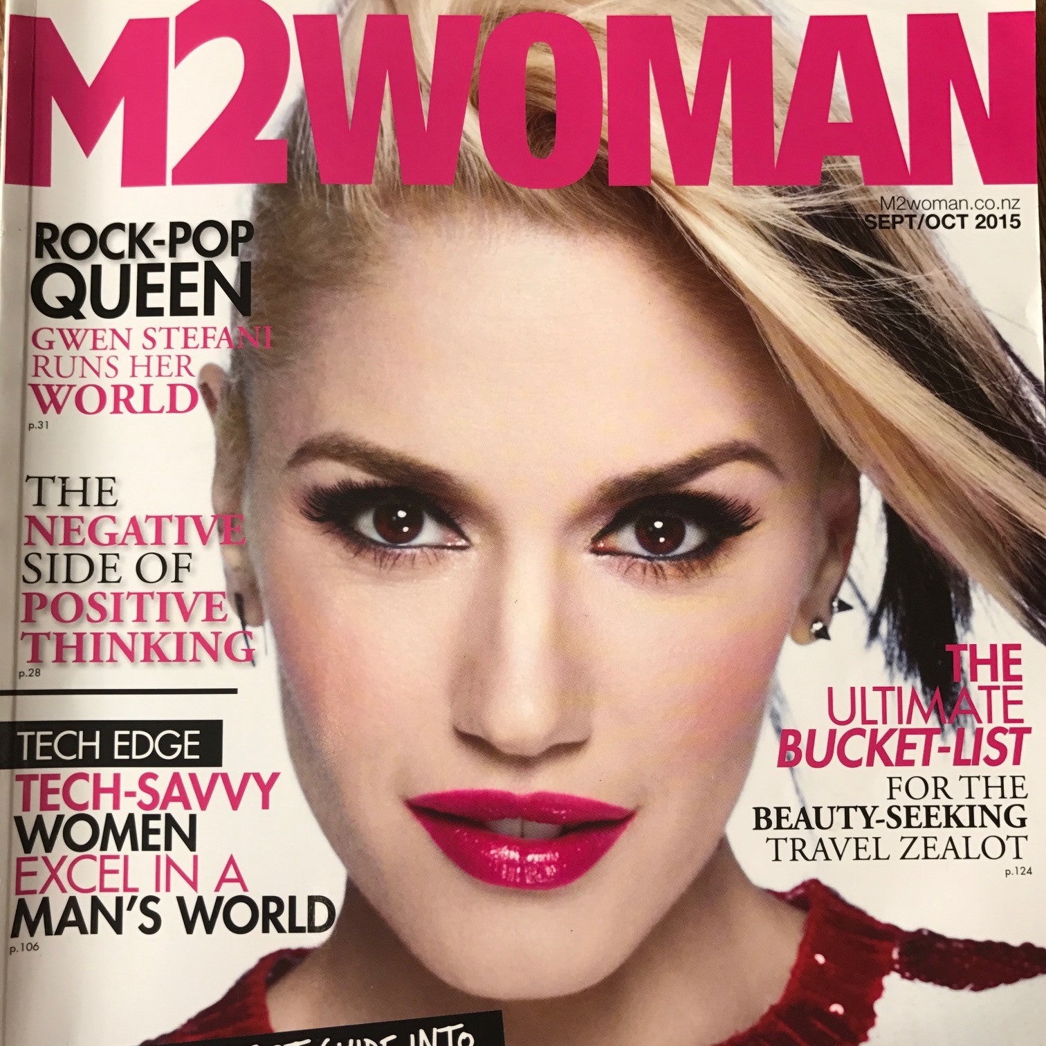 M2 Woman Magazine // October 2016