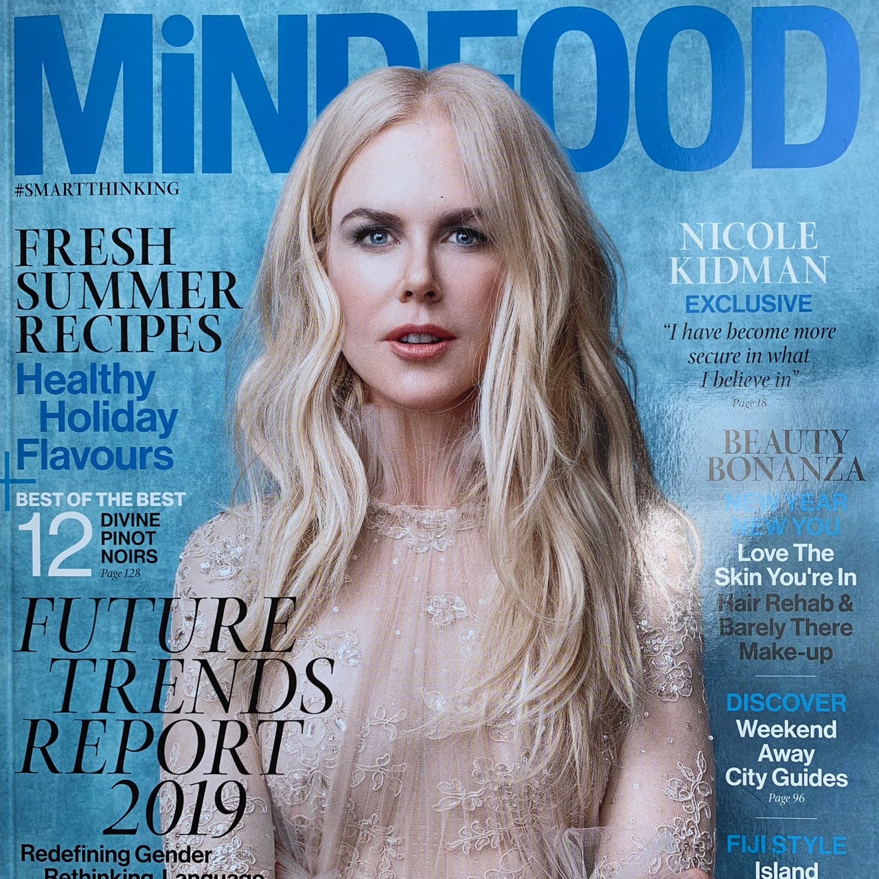 Mindfood Magazine // January 2019