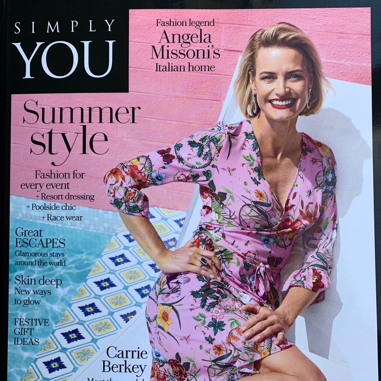 Simply You Magazine // January 2019