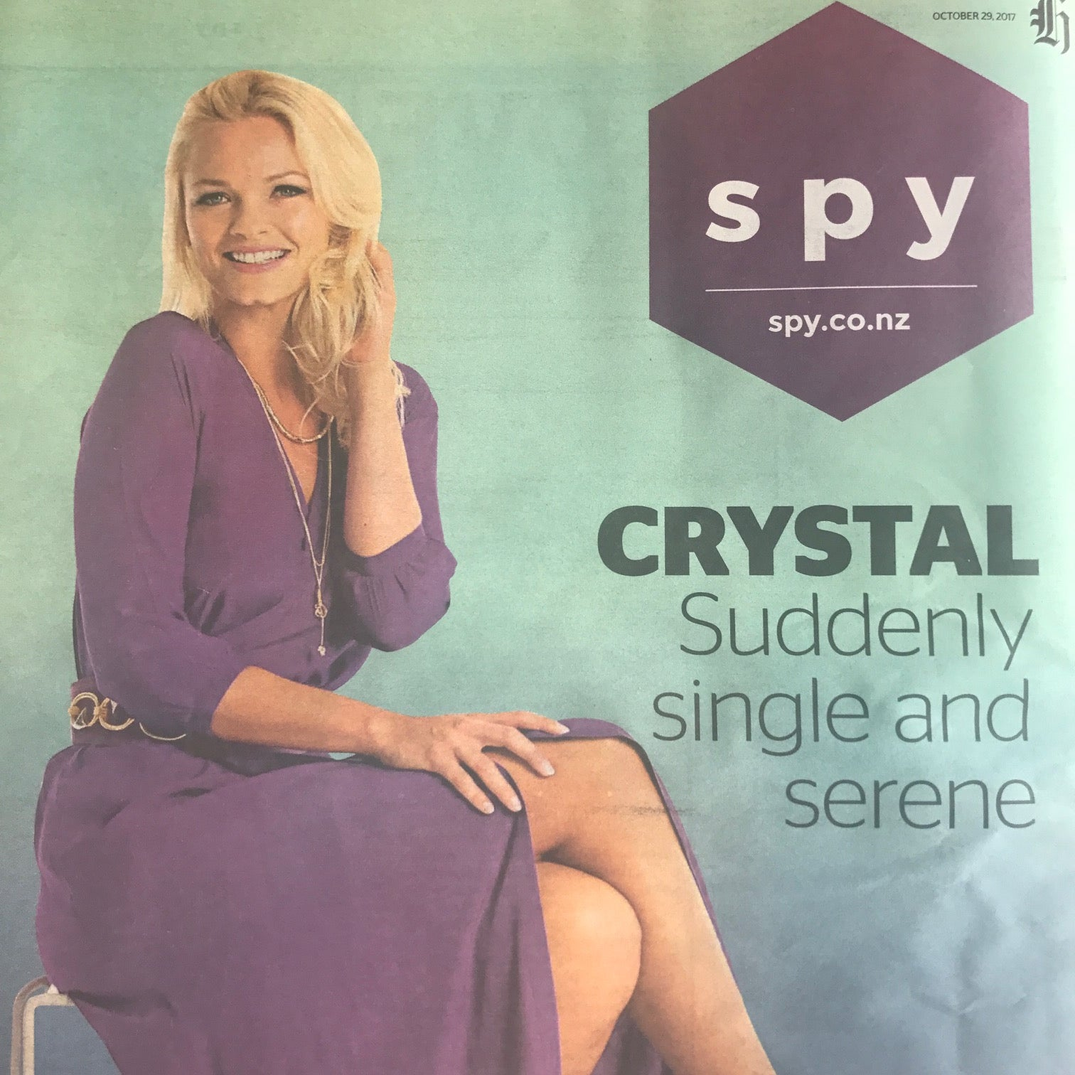 SPY HERALD ON SUNDAY // OCTOBER 2017