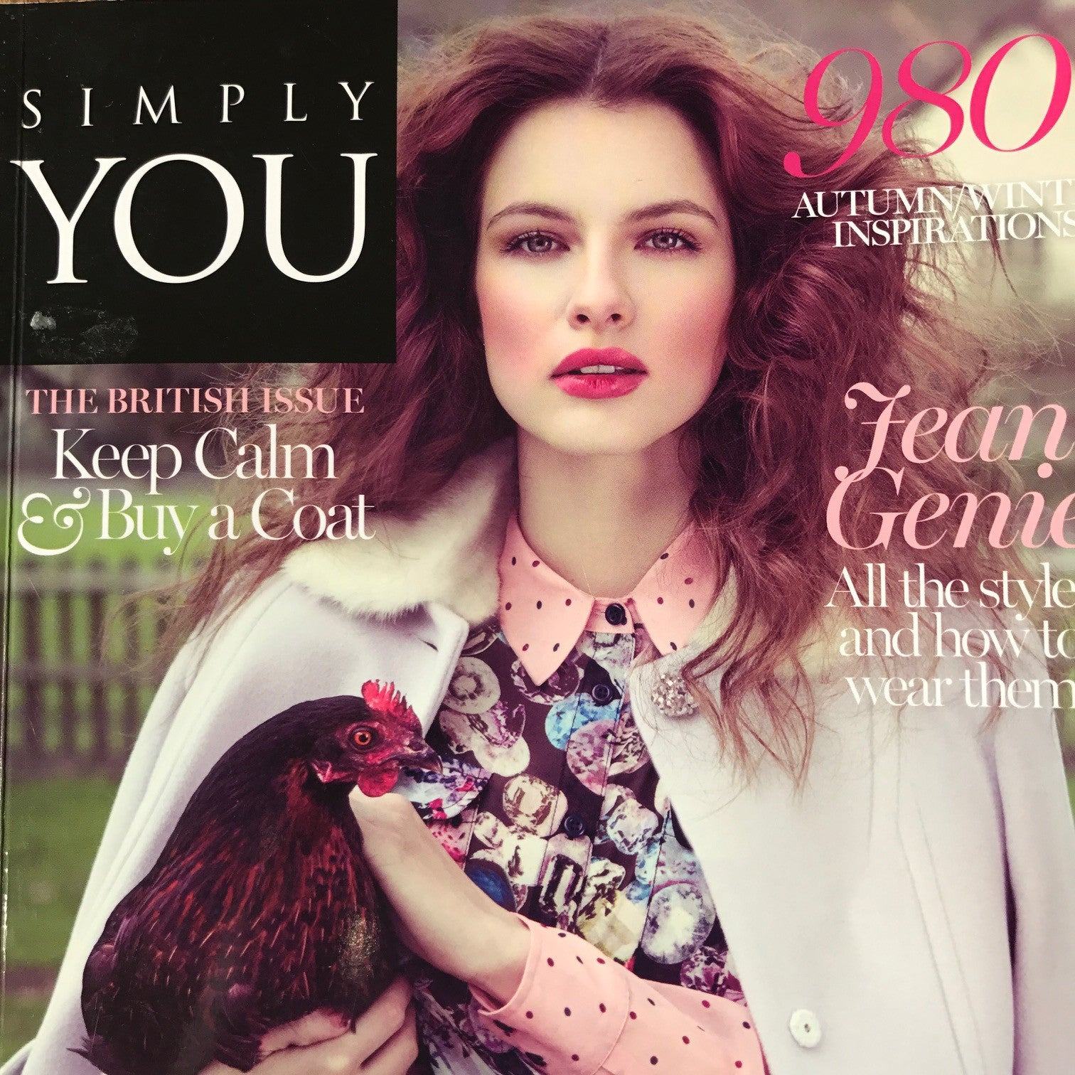 Simply You Magazine // Autumn 2014