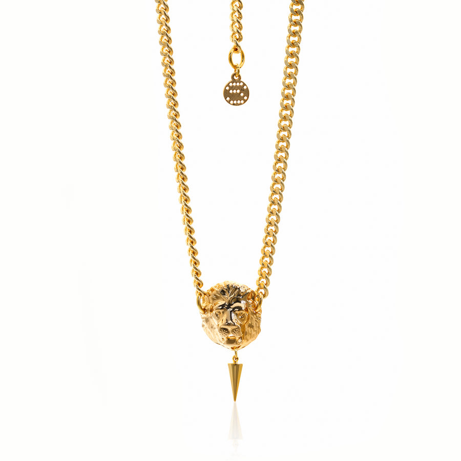 Running Wild / Necklace / Gold