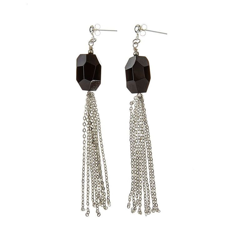 High Energy / Silver / Earrings
