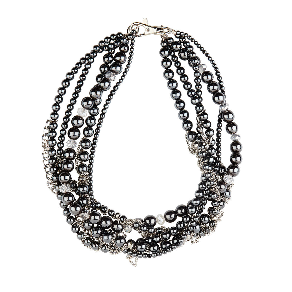Silk&Steel Jewellery - Midnight Mayhem