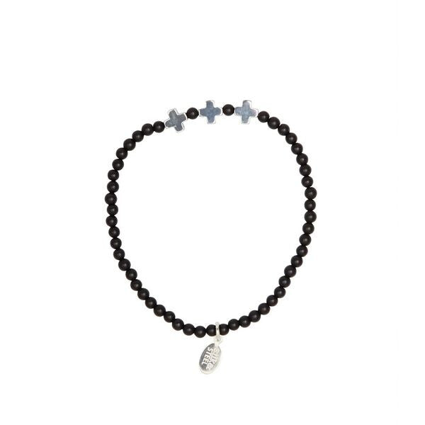 Silk & Steel Opposites Attract 3 - Onyx and Silver