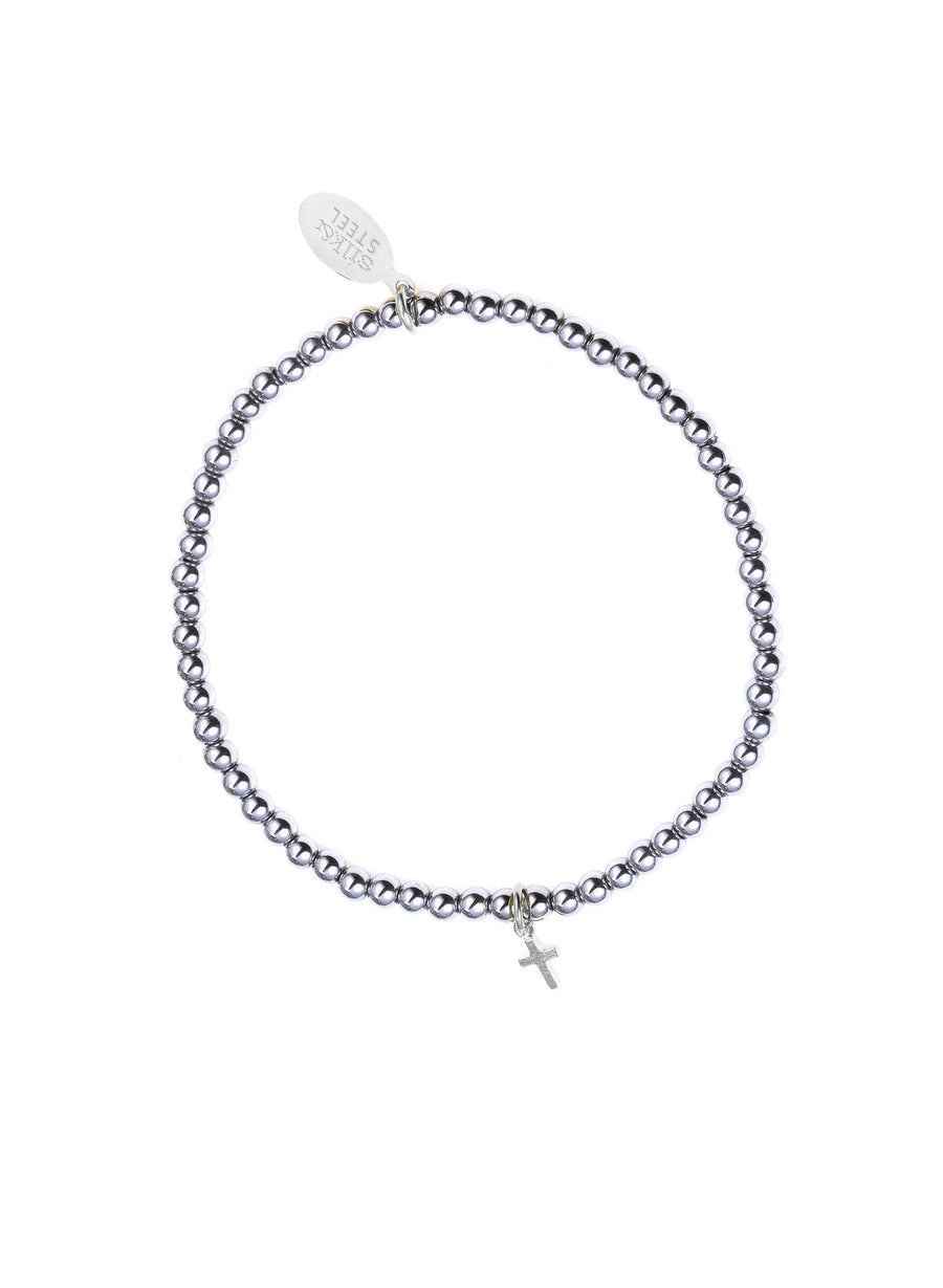 Peace of Mind / Silver / Bracelet