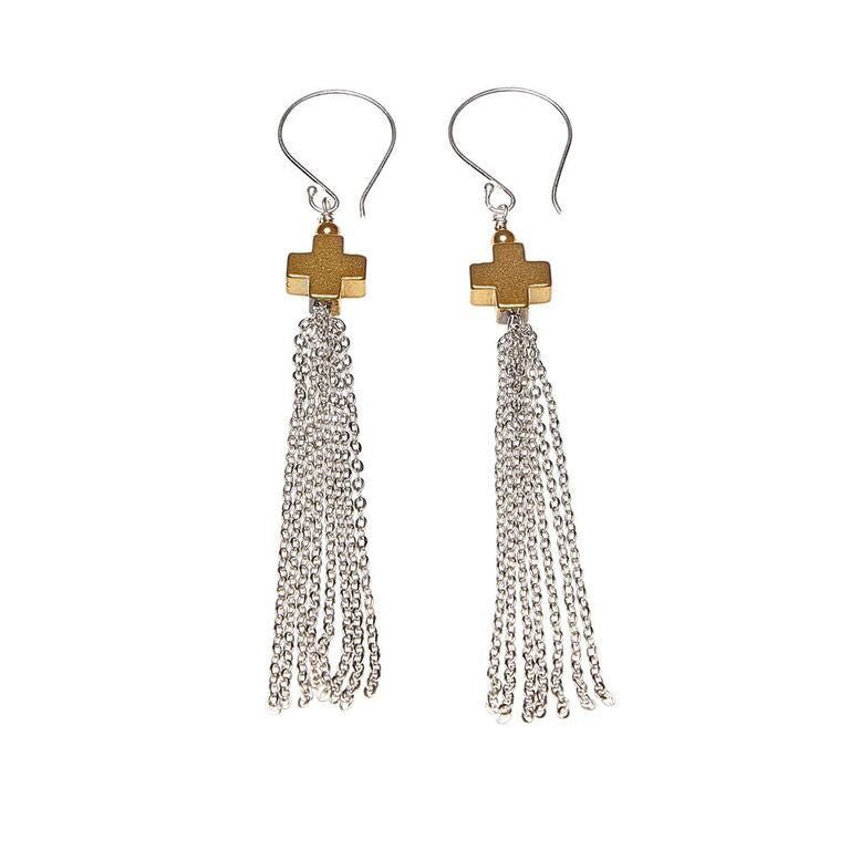 Positively Perfect / Gold / Earrings