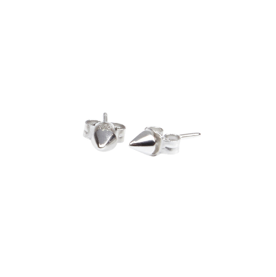 Silk & Steel Stealing Beauty Sterling Silver Earrings