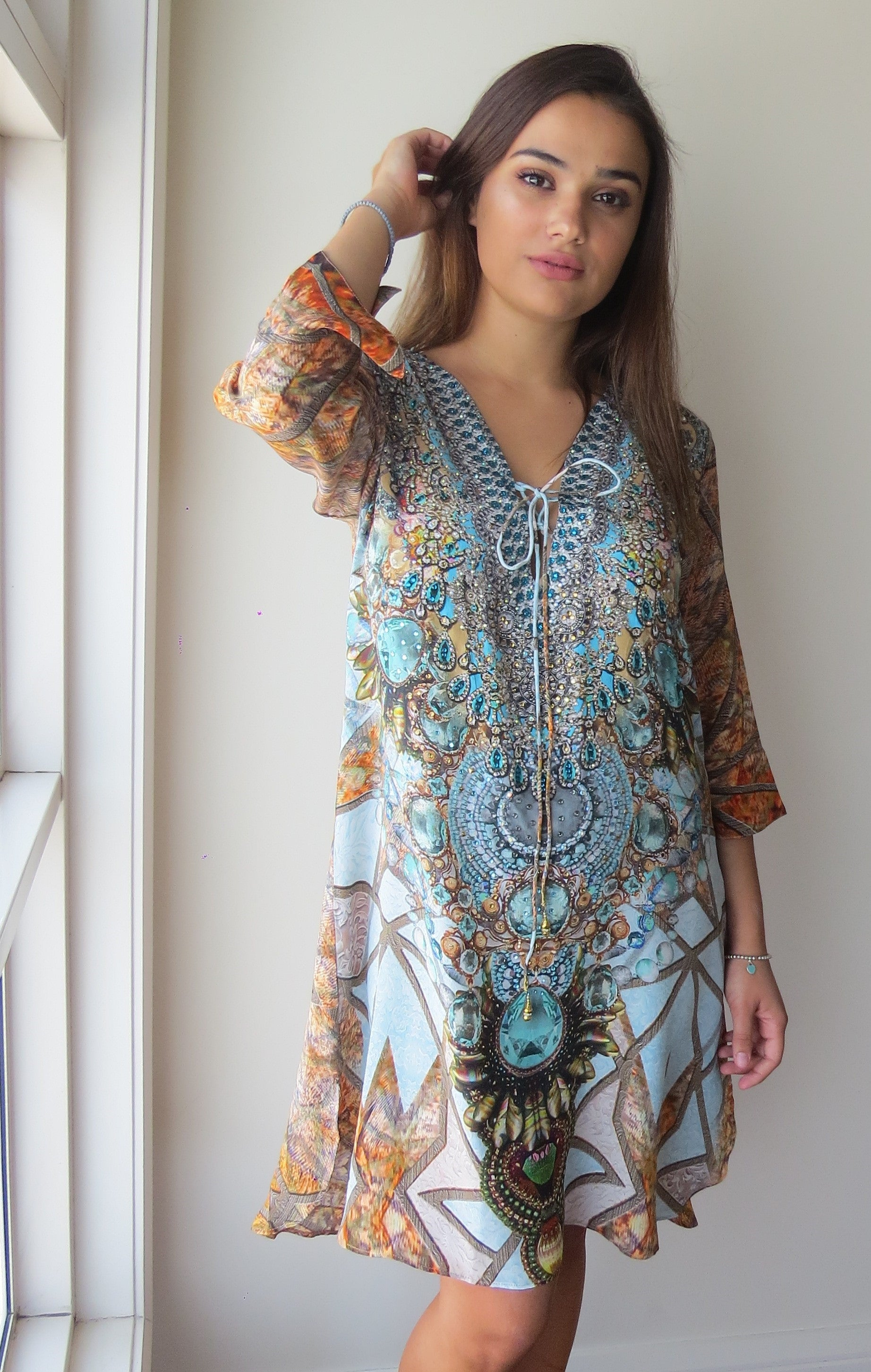 Jewel Tunic