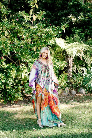 Poppies Kaftan