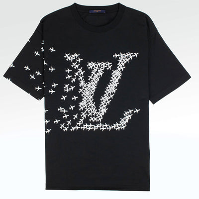Louis Vuitton  Planes Printed T-shirt