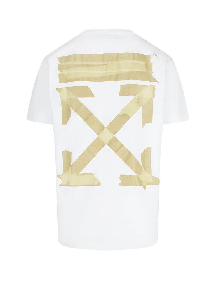 Off-White Tape Arrows S/S Over T-shirt