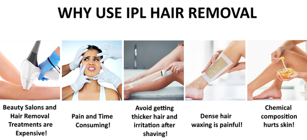 IPL Laser Hair Removal – My Beauty Mood