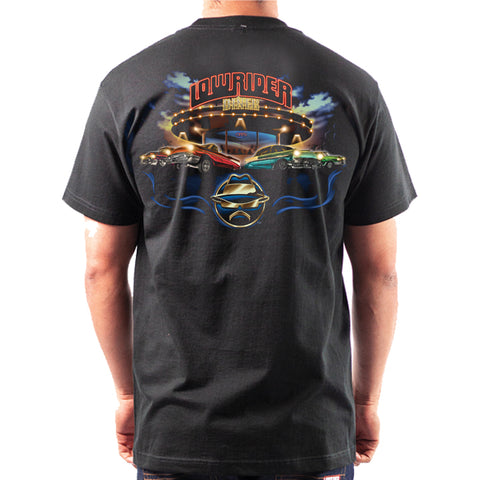 Lowrider Cruise Night Tee