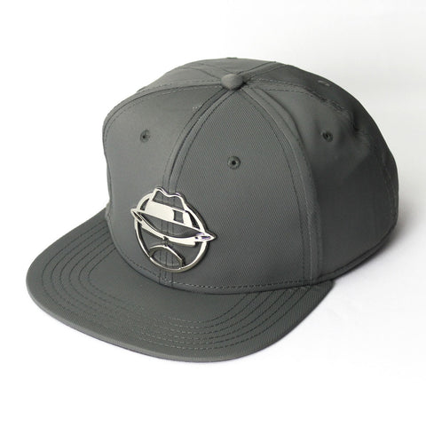Lowrider Chrome Goloman Snap Back Hat