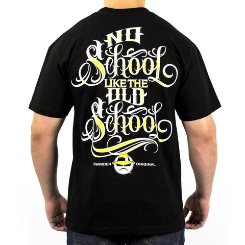 Lowrider No School Tee