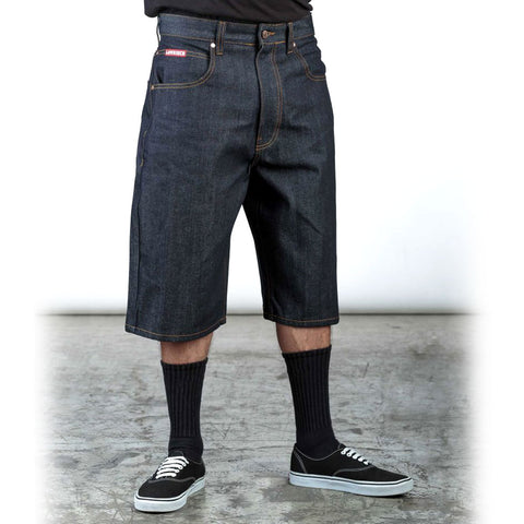 Lowrider Classic Relax Fit Denim Short