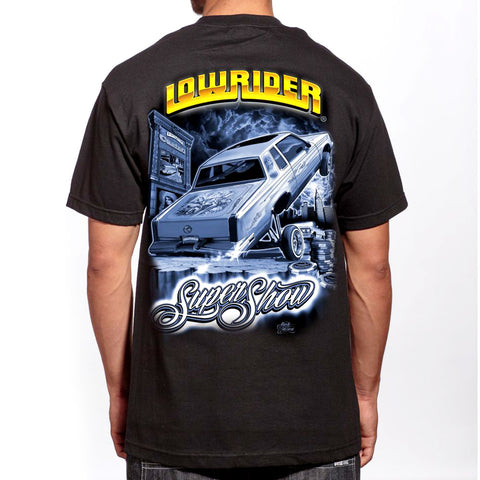 Lowrider Super Show 15 Tee