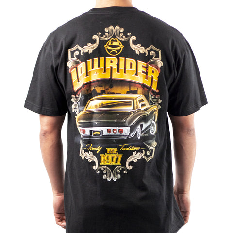 Lowrider Backside Tee