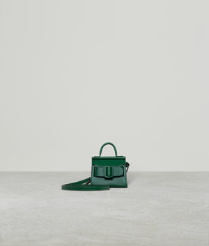 KARL CHARM WITH STRAP BOTTLE GREEN