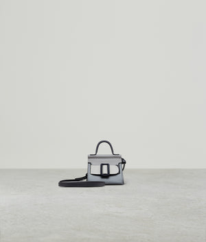 KARL CHARM WITH STRAP COLOR BLOCK BIRCH / IRON