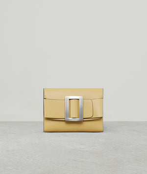 BUCKLE TRAVEL CASE POLENTA