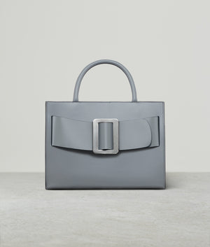BOBBY (SILVER BUCKLE) SMOKE GREY