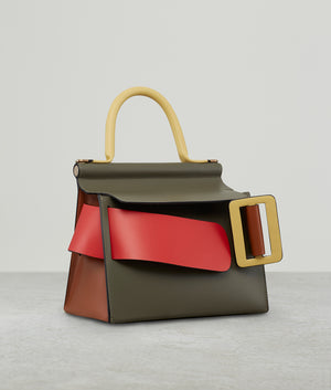 KARL 24 COLOR BLOCK  AURANGE / NOCCIOLA
