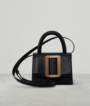 LUCAS 19 (GOLD BUCKLE)  BLACK