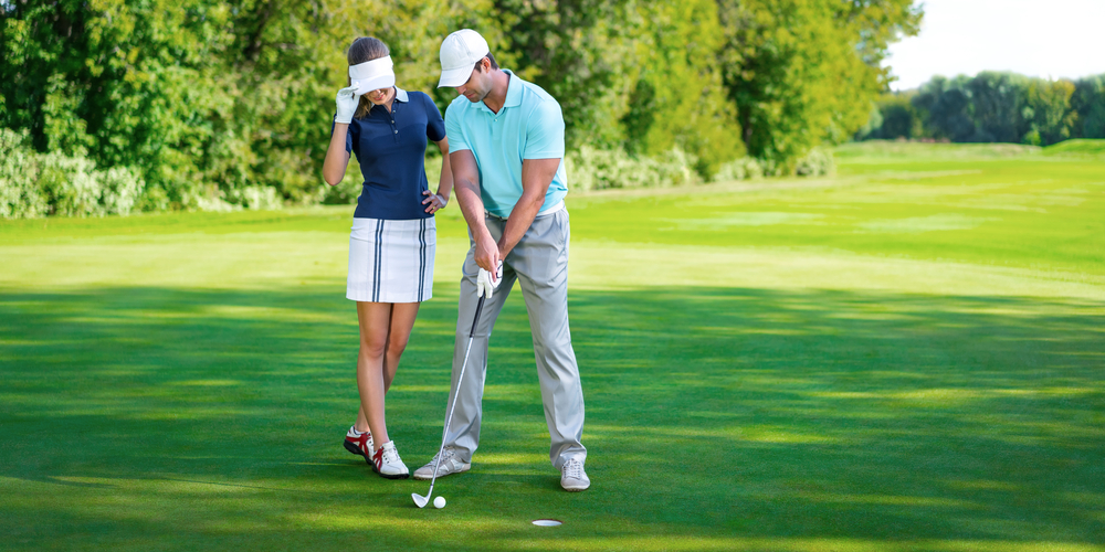 How difficult is it to play golf