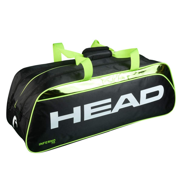 Head Inferno 70 Badminton Kit Bag,(Green)