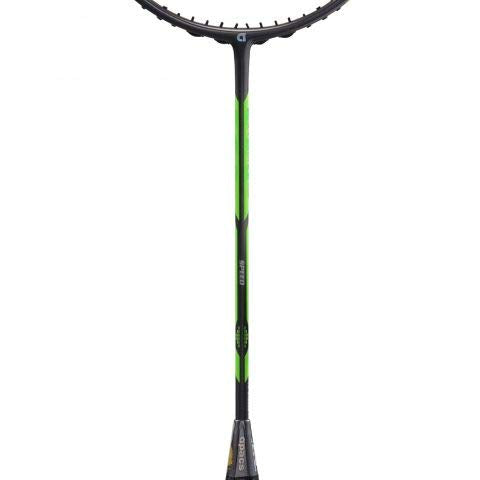 Apacs Dual Power & Speed Black Badminton Racket - Unstrung