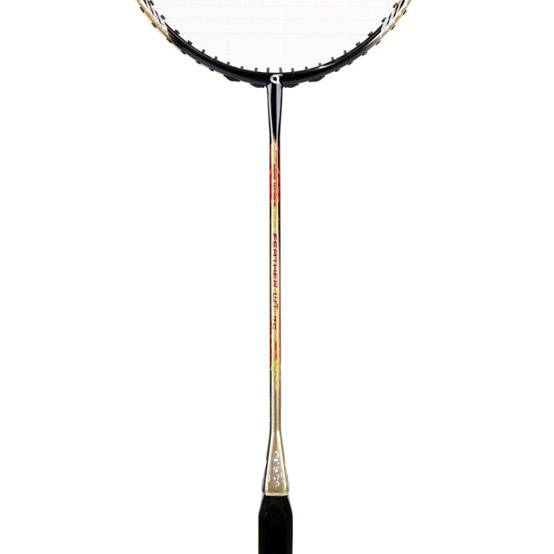 Apacs Feather Weight 75 Badminton Racket with Bag Cover Free- Unstrung