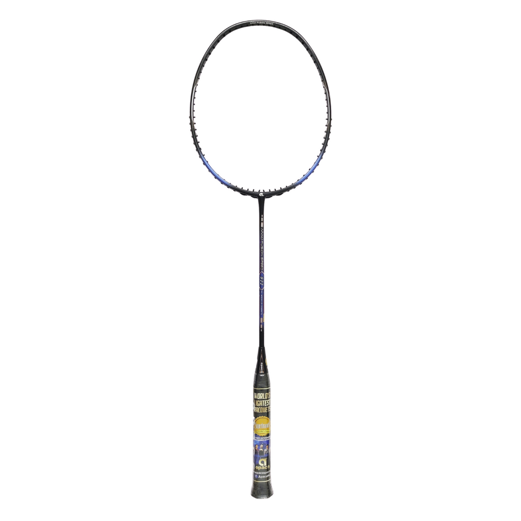 Apacs Nano Fusion Speed 822 Blue Badminton Racket - Unstrung