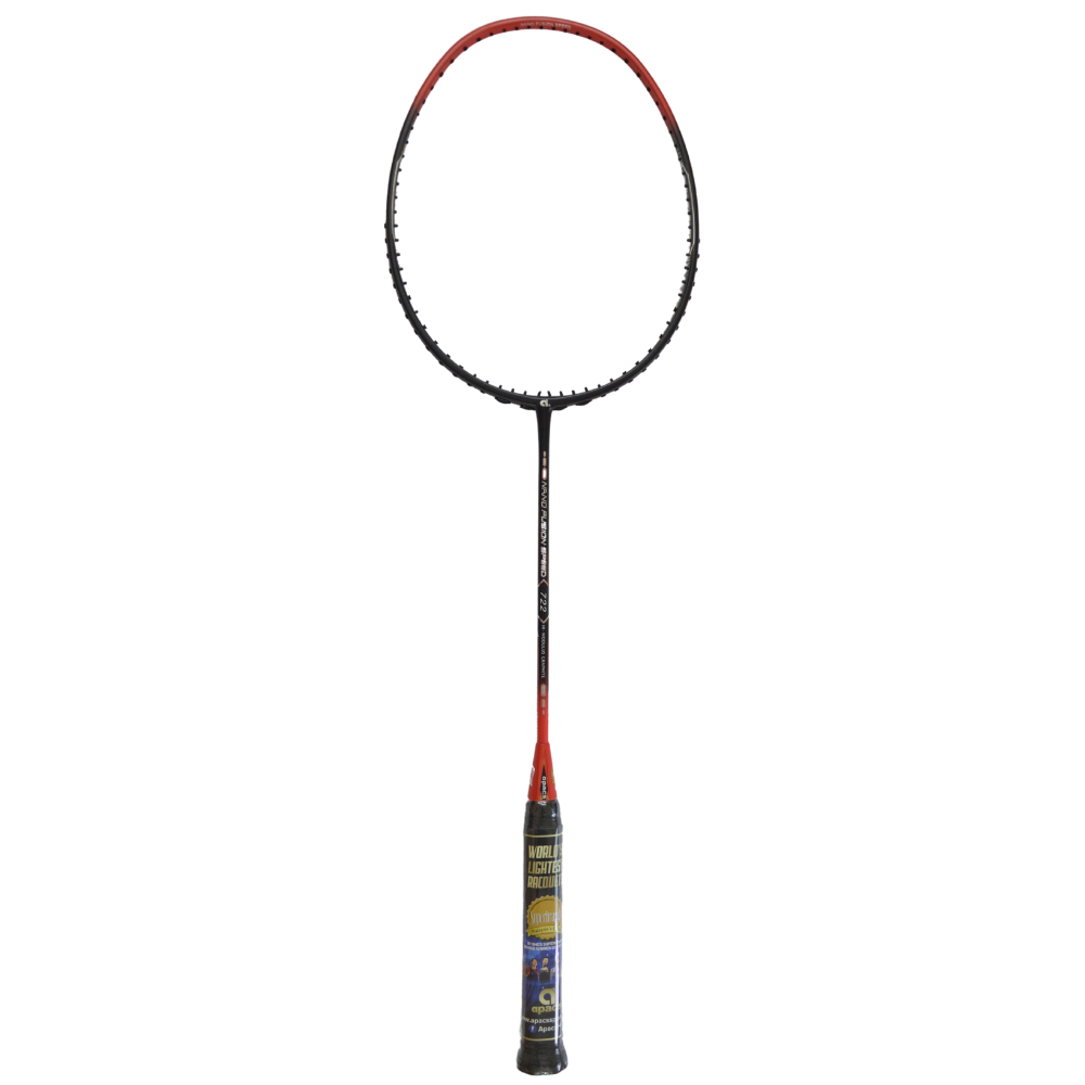 Apacs Nano Fusion 722 Speed Black-Red Badminton Racket - Unstrung