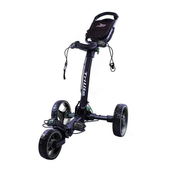 Axglo Trilite Three Wheel Golf Push Cart