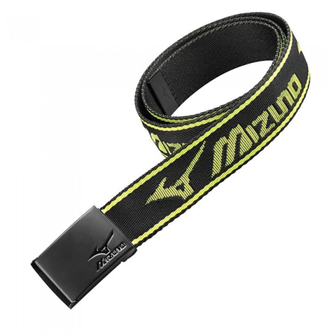 Mizuno Webbed Belt (Black)