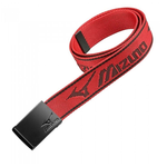 Mizuno Webbed Belt (Red)