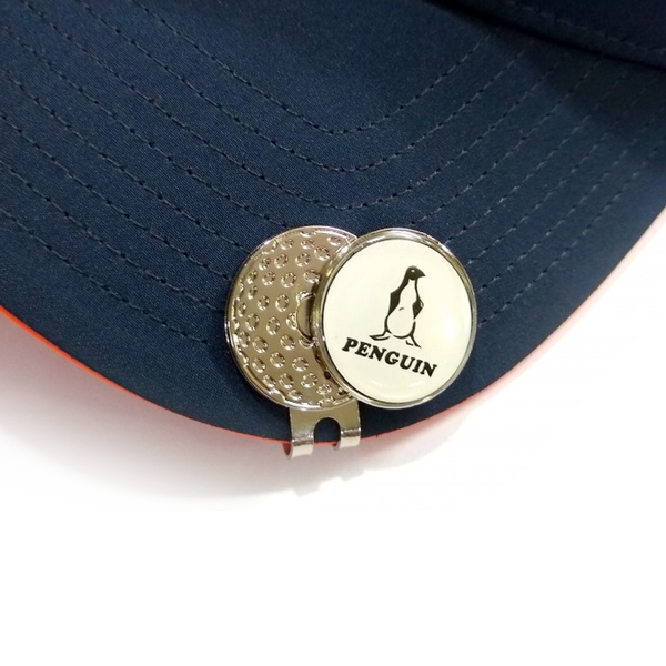 Penguin Magnetic Clip & Ball Marker