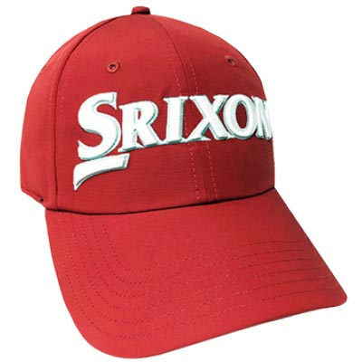 Srixon Lite Weight Cap (Red/White)