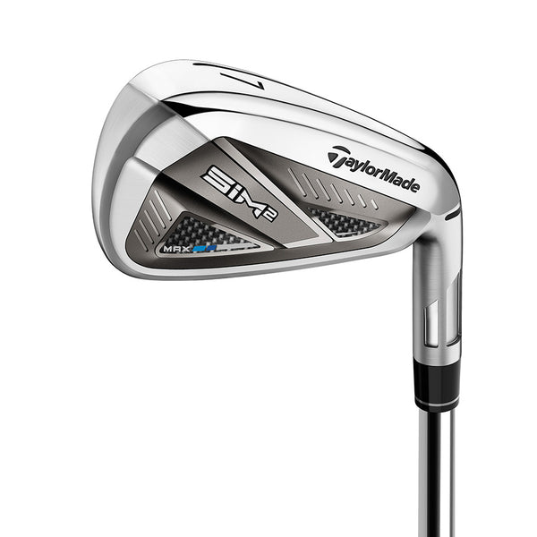 Taylormade 2021 SIM2 Max (5-S) Steel Irons