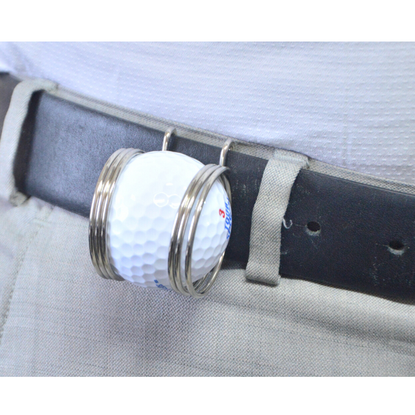 GolfBasic Golf Ball Clip