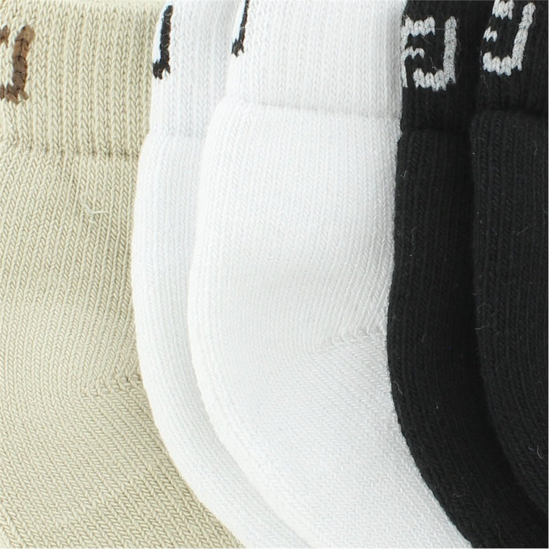 FootJoy Comfortsof Men's Sport Socks (3 Pairs Assorted)
