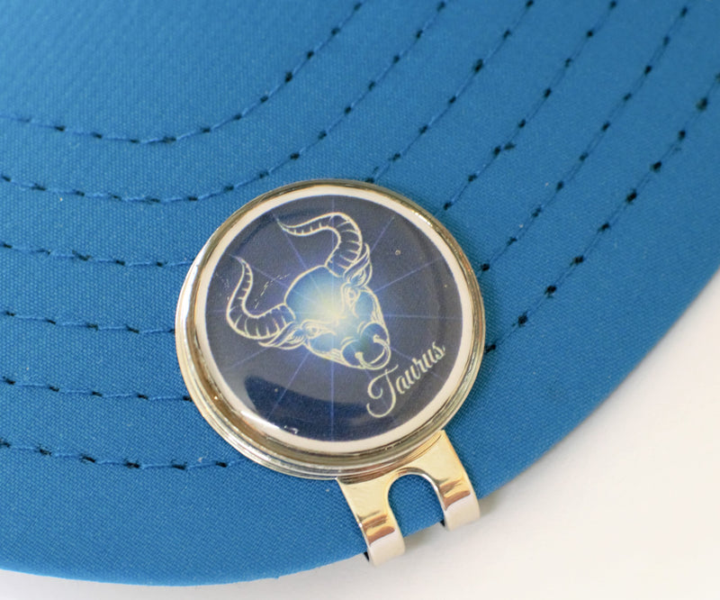GolfBasic Zodiac Sign Magnetic Clip & Marker