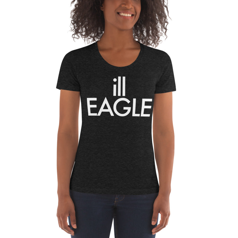 ill EAGLE Women's Crew T