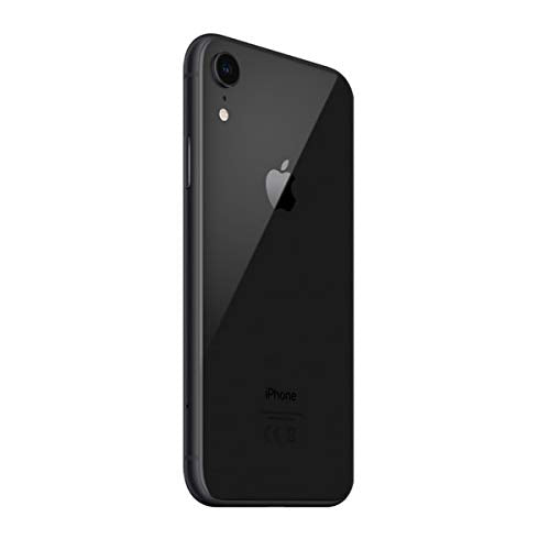 Apple iPhone XR Dual SIM With Face Time - 64GB, 4G LTE, Black