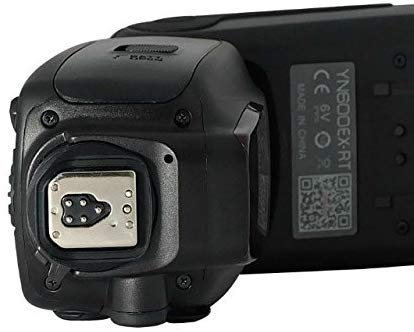 Yongnuo YN600EX-RT II e-TTL Flash for Canon - Master and HSS - GN60 ISO 100